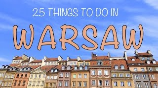 Warsaw Poland  City pictures : 25 Things to do in Warsaw, Poland | Top Attractions Travel Guide
