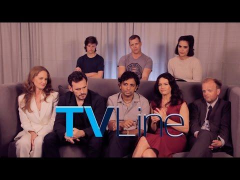 """Wayward Pines"" Interview at Comic-Con 2014 - TVLine"