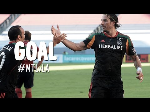Video: GOAL: Alan Gordon finds space and powers home the equalizer | Montreal Impact vs. LA Galaxy