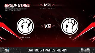 Invictus Gaming vs IG.V, MDL Changsha Major, game 1 [Adekvat, Inmate]