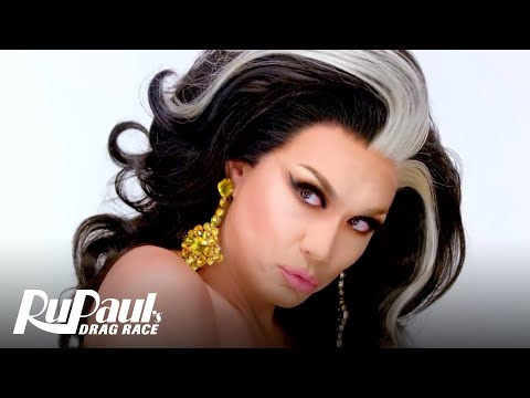 Manila Luzon's 'Classic Lewk' Makeup Tutorial 💄 | RuPaul's Drag Race All Stars 4