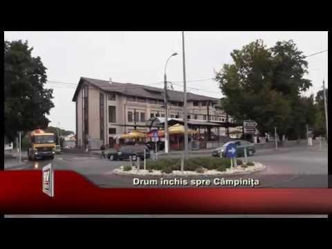 Drum inchis spre Campinita