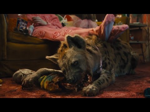 Birds of Prey - All Hyena Scenes