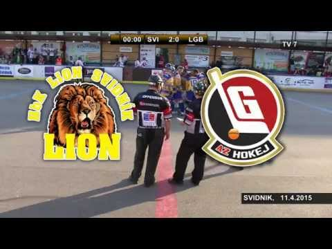HBK Lion Svidník - LG AZHOKEJ Bratislava 6:5 s.n.
