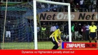 Download Lagu Dynamos vs Highlanders penalty shoot out Zim @ 37 Mp3