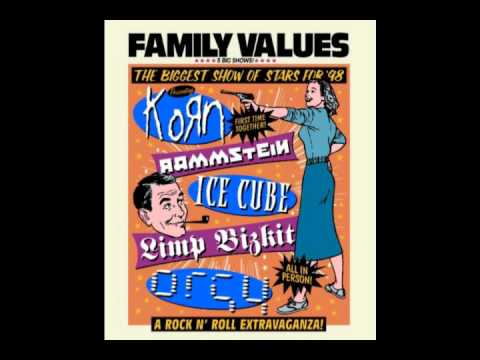 Orgy-dissention (family Values 98)