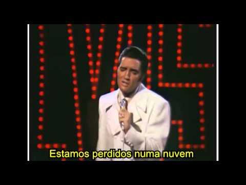Elvis Presley em uma linda apresentação (Legendado)