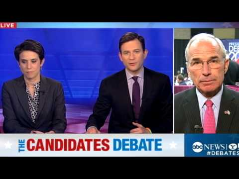 Presidential Debate 2012 Live Stream from ABC News and Yahoo News