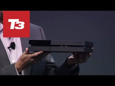 Sony PS4 E3 2013 console and games round-up