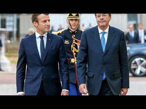 Έκλεισε η συφωνία Ιταλίας – Γαλλίας για τα ναυπηγεία STX