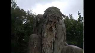 Pratolino Italy  city photos : Pratolino, liberato il Gigante del Giambologna