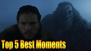 """Game Of Thrones Season 7 Premiere """"Dragonstone"""" It's time to break down the best moments from the first episode and give my..."""