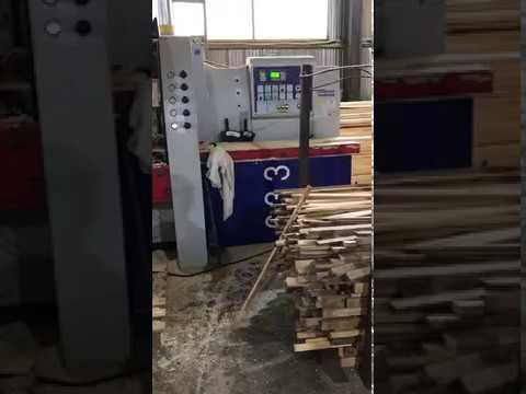 Видео Beaver 633A cтанок четырехсторонний