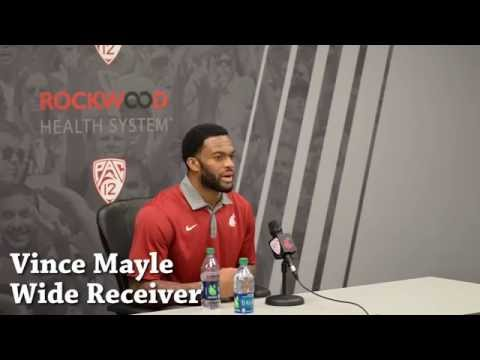 Vince Mayle Interview 10/31/2014 video.