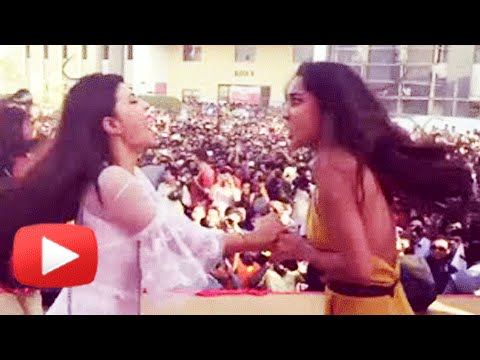 CATFIGHT! Jacqueline Fernandez-Lisa Haydon CAUGHT