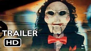 Jigsaw Trailer Subtitulado Español Latino (El juego del miedo 8) Estreno 10 de Noviembre de Corazón Films https://www.facebook.com/CorazonFilms ...