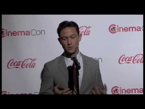 Joseph Gordon Levitt - Interview with Joseph Gordon-Levitt on Don Jon at the 2013 CinemaCon in Las Vegas. Gordon-Levitt discusses Don Jon (formerly Don Jon's Addiction), the subjec...