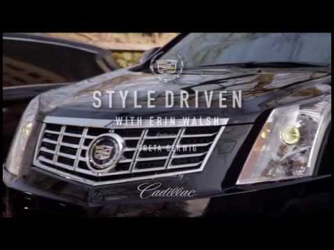 Cadillac Launches 'Style Driven' Series on Vogue.TV