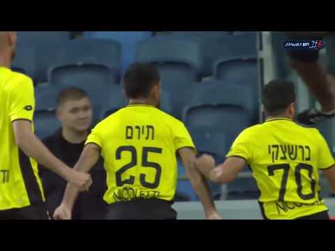 תקציר: מ. חיפה 0 - נתניה 2