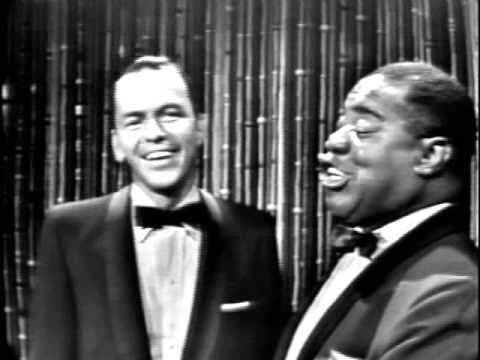 Frank Sinatra - The birth of the blues lyrics