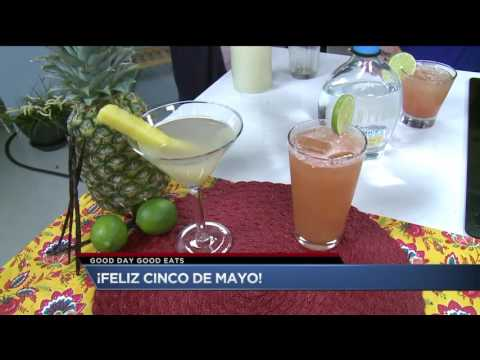 Celebrating Cinco De Mayo with SOL Mexican Cocina