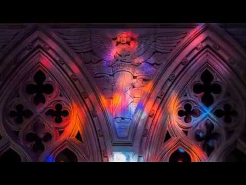 Beleza extraordinária: vitrais da Catedral de Washington