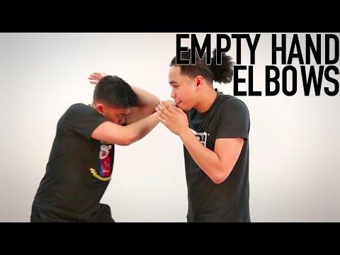 KALI EMPTY HAND ELBOW TECHNIQUES | TECHNIQUE TUESDAY