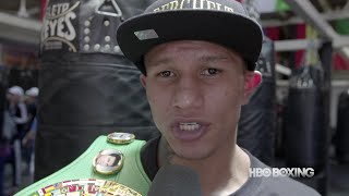 HBO Boxing Insider Kieran Mulvaney goes one on one with Miguel Berchelt ahead of his showdown versus Takashi Miura. BOXING AFTER DARK: Berchelt vs. Miura  happens SATURDAY, JULY 15 live on HBO at 9:50 p.m. ET/PT.