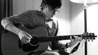 Acoustic Blues in D