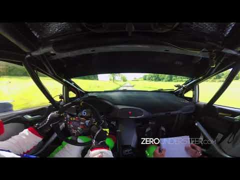 Armin Kremer (Ford Fiesta WRC 2017) Onboard