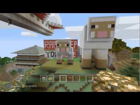 Minecraft Xbox360 - Reconstruyendo mi Mundo con SUBS *3*