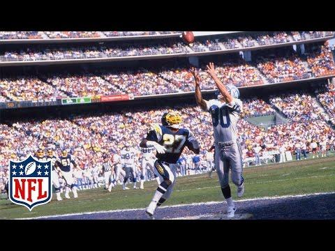 Steve Largent: Top 10 Hands of All Time   #FlashbackFridays   NFL