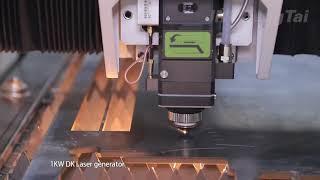 1530 6000W fiber laser cutting machine youtube video