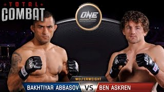 Video Total Combat | Bakhtiyar Abbasov vs Ben Askren | Full Fight Replay MP3, 3GP, MP4, WEBM, AVI, FLV Februari 2019