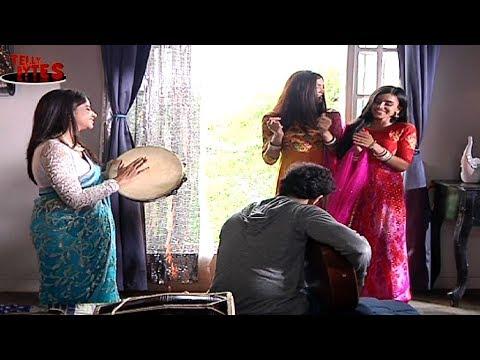 Swabhimaan Naina and Meghna TEAMUP for Karan's Rec
