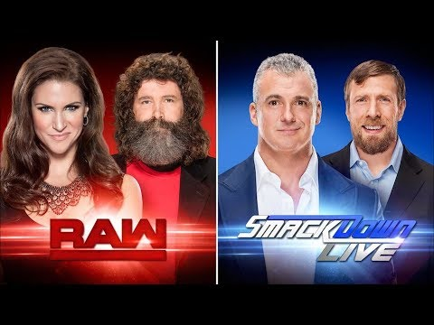 WWE Brand Split Review 1 Year Later