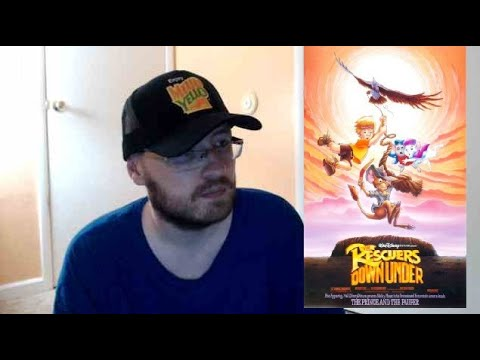Rescuers Down Under (1990) Movie Review