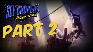 Sly Cooper: Thieves In Time Part 2 [1080p] Walkthrough Gameplay Sly Cooper 4 PS3 VITA