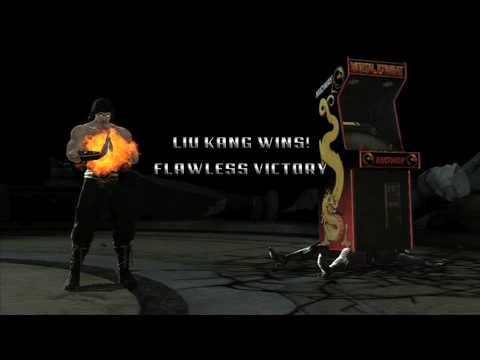preview-Mortal Kombat vs DC Universe: Fatality Walkthrough Part 3 (RoosterTeeth)