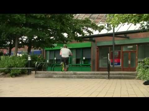 HUBERT BMX EDIT.