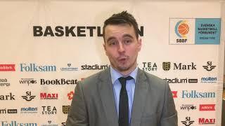 Intervju efter Mark – Luleå
