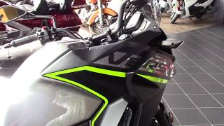 7. 2019 Kawasaki Versys-X 300 - New Motorcycle For Sale - Medina, Ohio