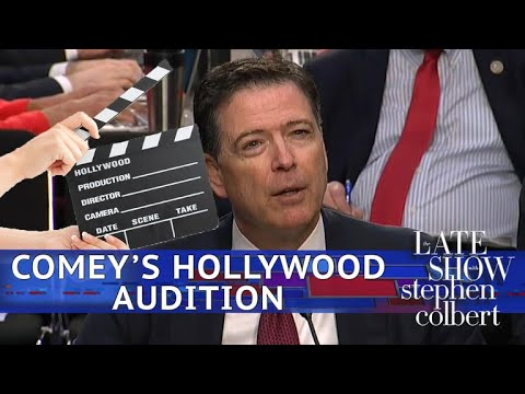 Comey Goes 'Hollywood' (According To Hannity)