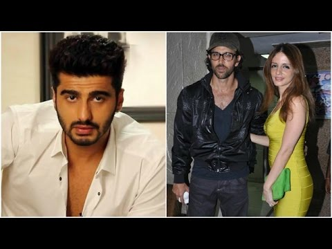 Arjun Kapoor Keen To Play Dark Roles   Sussane Att