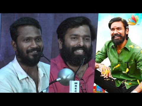Dhanush-is-next-to-Balu-Mahendra-for-me--Vetrimaran-Speech-Santhosh-Narayanan-at-Kodi-Audio-Launch