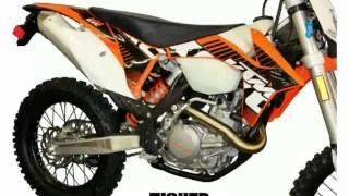 3. 2013 KTM XC 500 W -  Info superbike