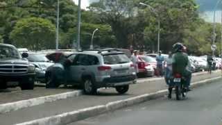 BRIGA NO TRANSITO BRASÍLIA GTA BRAZIL Fight In Traffic