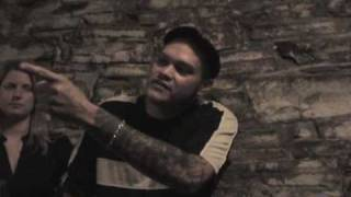 Backstage with Vinnie Paz Episode 4 (part one)
