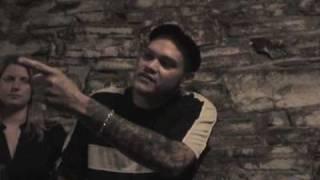 Backstage with Vinnie Paz Episode 4 (part one)