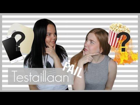 LIFE HACKSIT TESTISSÄ 2 видео